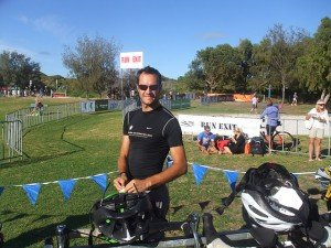 Première expérience d'un triathlon dans Perth DSCF0905-300x225